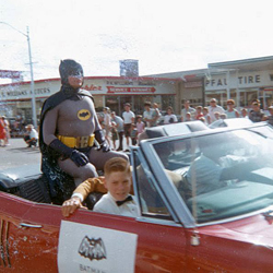Batman Parade 1966 Austin