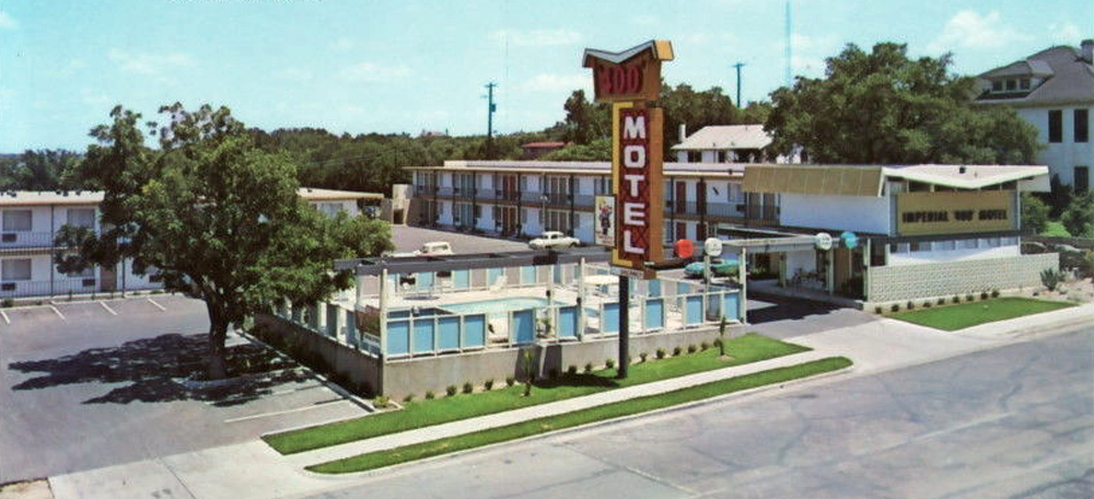 Imperial 400 Motel Austin Texas
