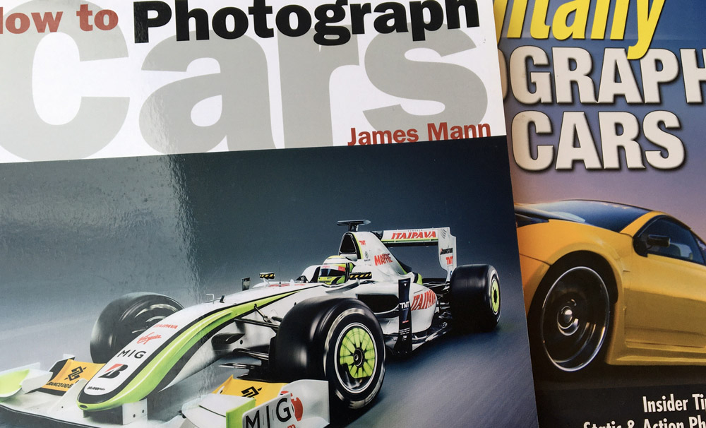 car photography books how-to photograph cars