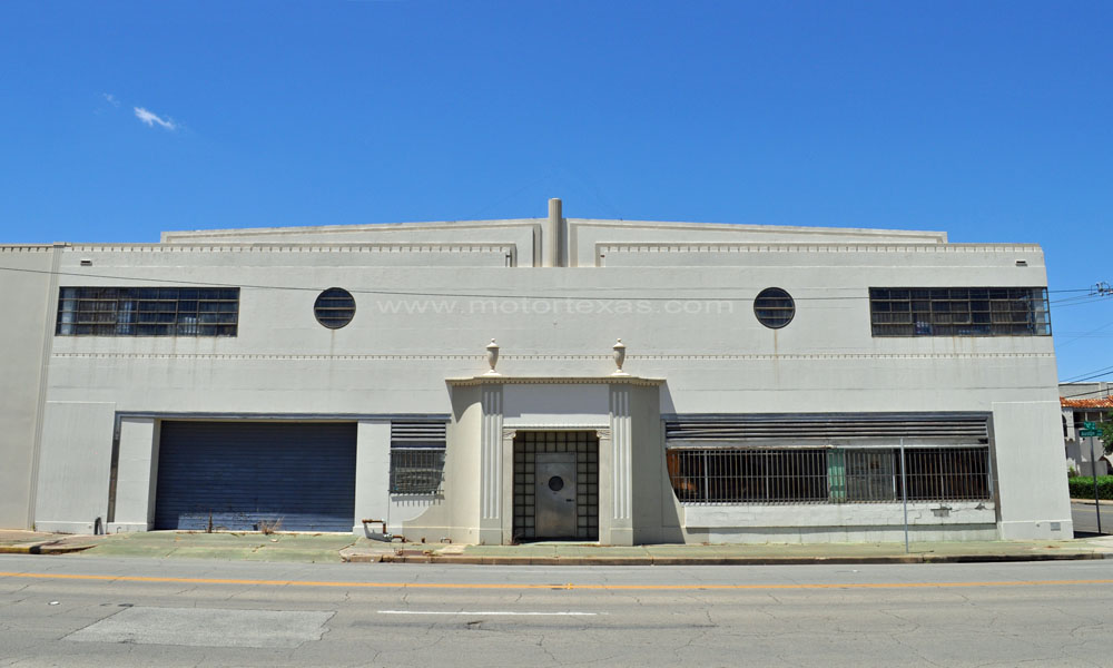 waco attractions Coca Cola Bottling Plant Front