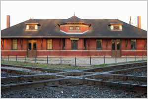 Elgin Texas Train Depot Museum